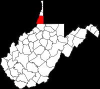 Marshall County vital records