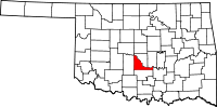 McClain County vital records