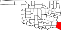 McCurtain County vital records