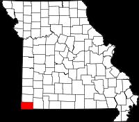 McDonald County vital records