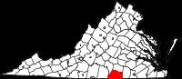 Mecklenburg County vital records
