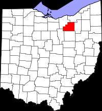 Medina County vital records