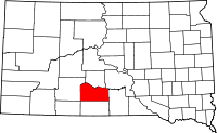 Mellette County vital records