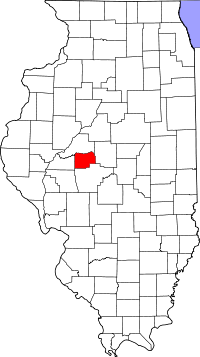 Menard County vital records