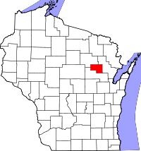 Menominee County vital records