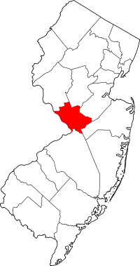Mercer County vital records