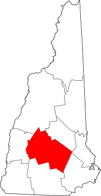 Merrimack County vital records