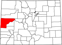 Mesa County vital records