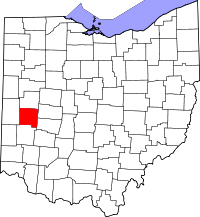 Miami County vital records