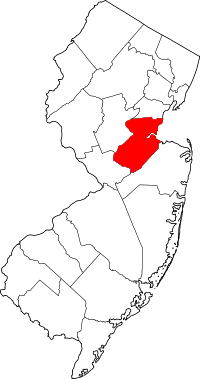 Middlesex County vital records