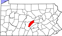 Mifflin County vital records
