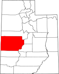 Millard County vital records