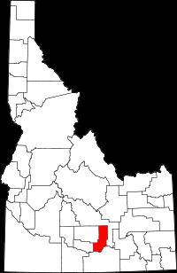 Minidoka County vital records