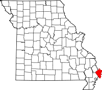 Mississippi County vital records