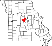 Moniteau County vital records