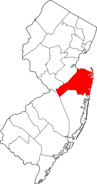 Monmouth County vital records