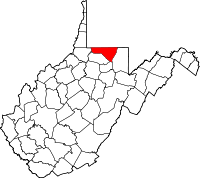 Monongalia County vital records