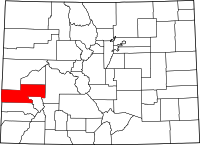 Montrose County vital records