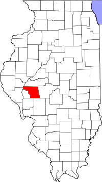 Morgan County vital records