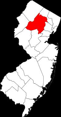 Morris County vital records