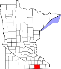 Mower County vital records