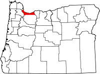 Multnomah County vital records