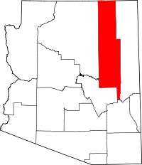 Navajo County vital records