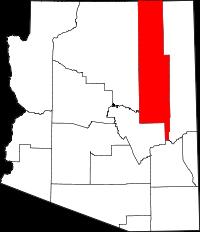 Navajo County vital records