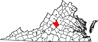 Nelson County vital records