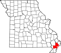 New Madrid County vital records