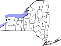 New York County vital records