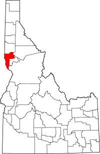 Nez Perce County vital records