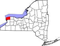 Niagara County vital records