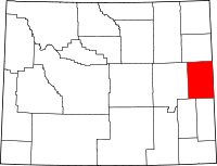 Niobrara County vital records