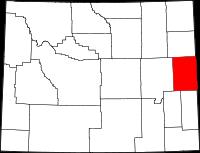 Niobrara County vital records