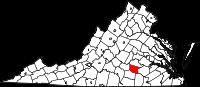 Nottoway County vital records