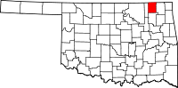 Nowata County vital records