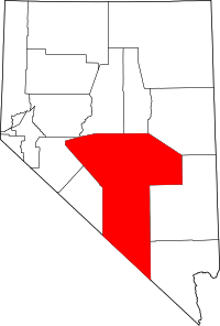 Nye County vital records
