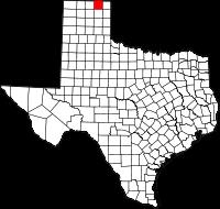 Ochiltree County vital records