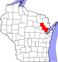 Oconto County vital records