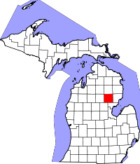 Ogemaw County vital records