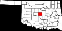 Oklahoma County vital records
