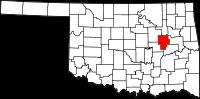 Okmulgee County vital records