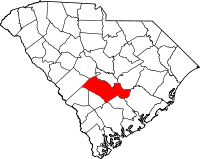 Orangeburg County vital records