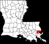 Orleans Parish vital records