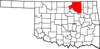 Osage County vital records