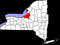 Oswego County vital records