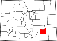Otero County vital records