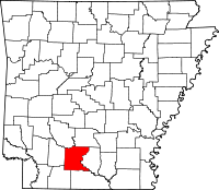 Ouachita County vital records