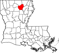 Ouachita Parish vital records